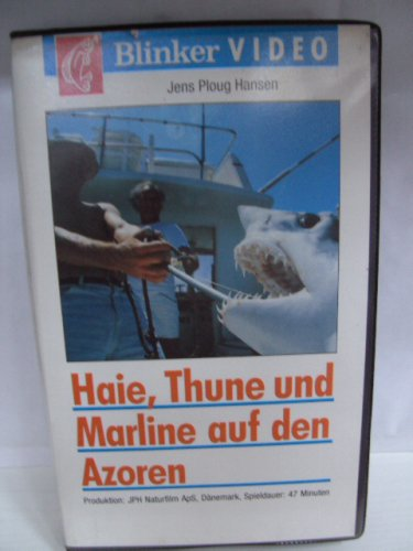 Preisvergleich Produktbild Haie,  Thune und Marline auf den Azoren - von Jens Ploug Hansen
