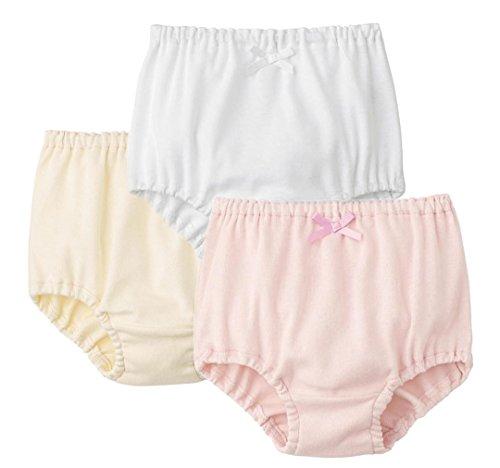 Eozy Culotte Fille-Lot De 3 Sous-Vêtements Multi Fille(0-7 Ans) Slip Coton Size1
