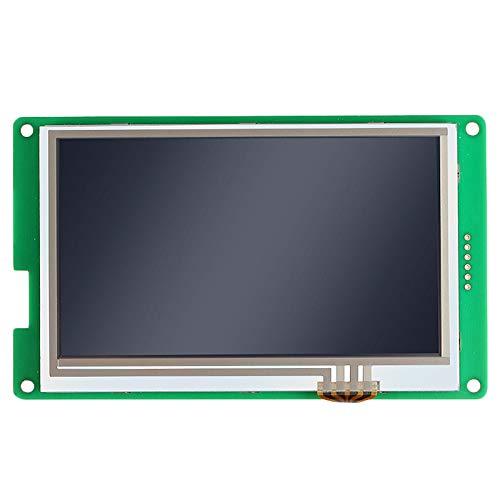 Moligh doll Teile des 3D Druckers 4,3 Zoll Drücken LCD Anzeige 4,3 Zoll Bedien Feld Bildschirm Für Creality Cr-10S Pro 3D Drucker -