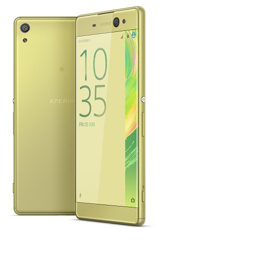 Sony Xperia XA Ultra Lima - Smartphone de 6    RAM de 3 GB  c  mara de 21 5 MP  Android  verde