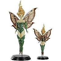 Ulivo Ledroit–Statuina di fata in resina–Rametto–Edition limitata a 2400ex