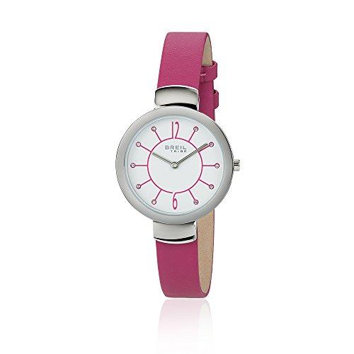 BREIL Reloj TRIBE LiLy Mujer Piel Fucsia - EW0386
