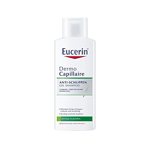 Eucerin Dermo Capillaire Shampoo Gel Anti-Forfora 250 ml
