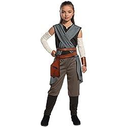 Rubies s oficial de Star Wars la última Jedi rey disfraz infantil, tamaño mediano 5–7años altura 132cm