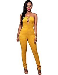 Betty-Boutique - Body - Mujer Amarillo Amarillo 40