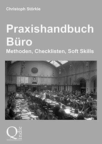 Buchseite und Rezensionen zu 'Praxishandbuch Büro' von Christoph Störkle