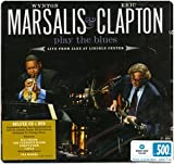 Eric Clapton & Wynton Marsalis Play The Blues Live From Jazz At Lincoln Center (Deluxe Edition) CD+DVD