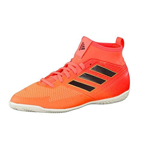 Adidas Unisex-Kinder Ace Tango 17.3 in Fußballschuhe, Mehrfarbig (Solar Red/Core Black/Solar Orange), 38 2/3 EU