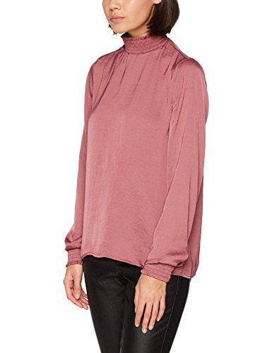 Vila Clothes Damen Bluse Visirid L/S Top, Rosa (Renaissance Rose Renaissance Rose), 38...