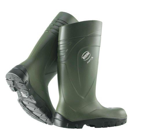 "BEKINA-PU-Stiefel ""Steplite X"" grün S5, Größe 37"
