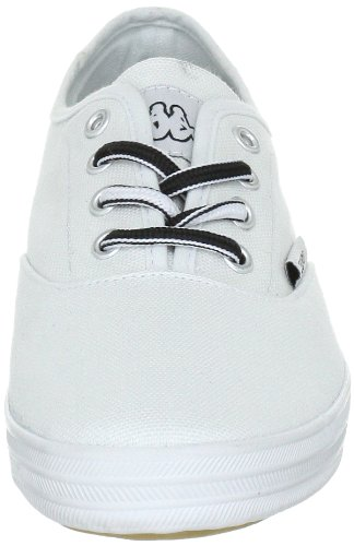 Kappa - Holy, Sneakers, unisex Bianco (Weiss (white / black 1011))
