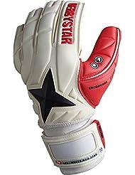 Derbystar APS White Red Star