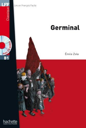 Germinal + CD audio MP3 (B1): Germinal. Con CD Audio formato MP3 (LFF (Lire en français facile))