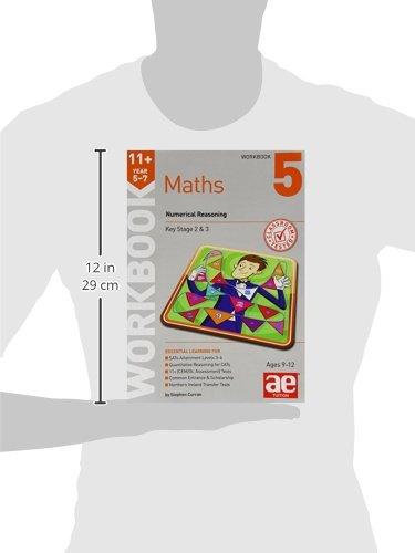 11+ Maths Year 5-7 Workbook 5: Numerical Reasoning
