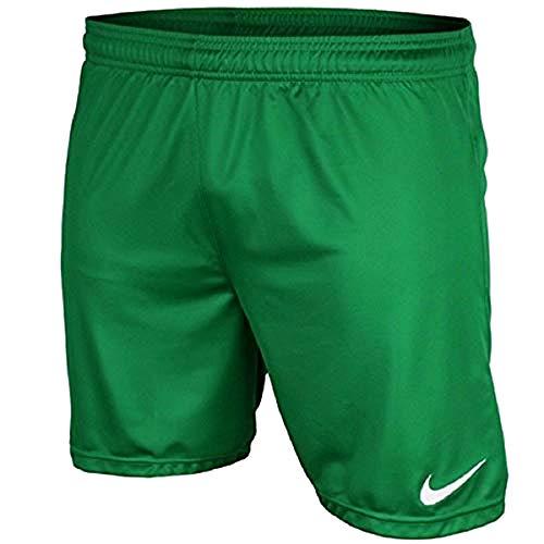 Nike Jungen Shorts Park Knit Ohne Innenslip, Grün (Pine Green/White), M (Wide Jungen Sneakers)