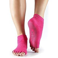 Yoga Mad - Calcetines deportivos antideslizantes