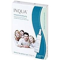 Inqua Inhalationslösung (20 Ampullen á 2.5 ml für 20 Anwendungen) - preisvergleich