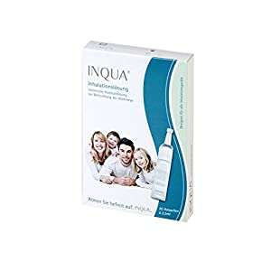 INQUA 502G0001 Inhalationslösung, 20 x 2.5ml
