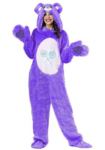 ssic Share Bear Fancy dress costume Medium (Adult Care Bears-kostüm)