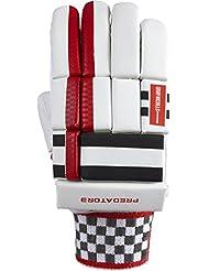 GRAY-NICOLLS Predator 3250críquet deporte jugadores mano protección guantes de bateo para hombre, color multicolor, tamaño Mini LH