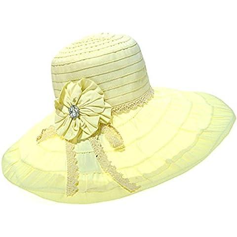 Thenice Cappello da sole Elegante Donna Estate Protezione Hat