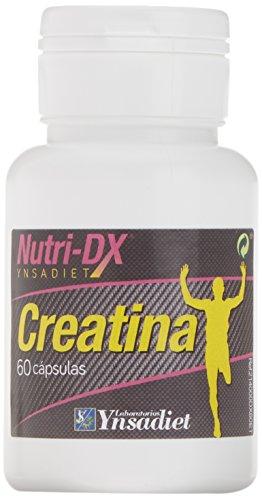 Nutri-Dx - Creatina - Suplemento para Deportistas - 60 Cápsulas