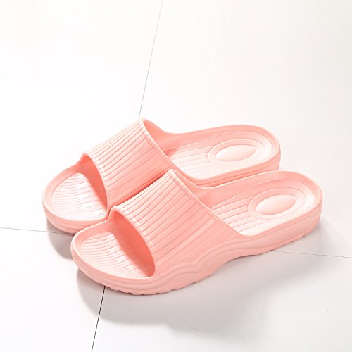 DogHaccd pantofole,Il bagno pantofole donna estate home soggiorno con una piscina slip coppie giapponese Minimalista bagno freddo pantofole Colore3