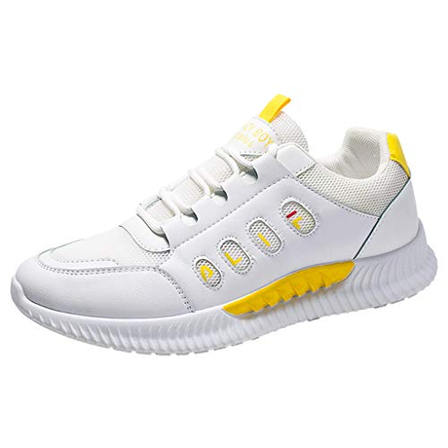 KERULA Sneakers, Casual Lightweight Comfortable Breathable Walking Sneakers Running Shoes Athletic Fashion Day Ultra Perforated Slip on Offroad Sport Sneaker füR Damen & Herren