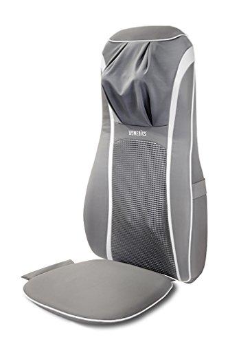HoMedics MCS-8840H-EU Rücken und Schultermassageauflage mit Wärmefunktion