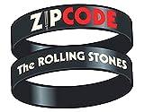 Zip Code 2015 - Rubber Wristband - Gummi Armband