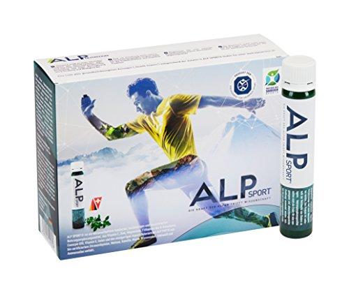 ALP NUTRITION, ALP SPORT Multivitamin Magnesium Liquid Trinkampullen 14x25 ml Sporternährung Zum Trinken Vitamin Komplex Mineralstoffe Für Muskelaufbau Regeneration Stoffwechsel
