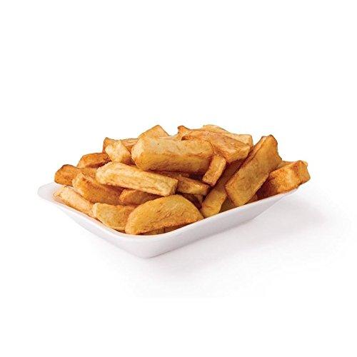 500 X Aliments Chauds en mousse Chips Plateaux Boîtes Boîtes/Chip Shop pour Cafe Retail