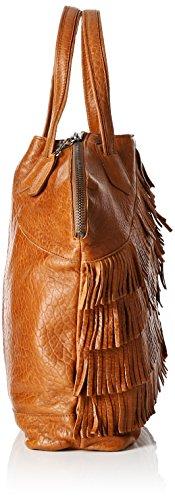 Aridza Bross Lola, Sac porté épaule Beige (Carambar)