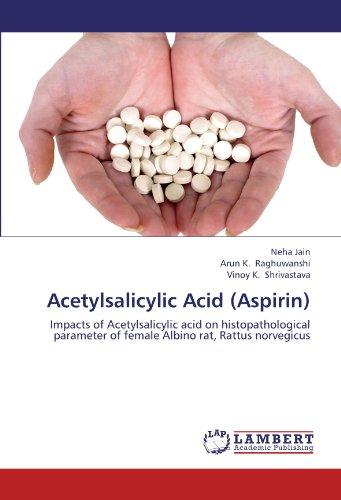 Acetylsalicylic Acid (Aspirin): Impacts of Acetylsalicylic acid on histopathological parameter of female Albino rat, Rattus  norvegicus