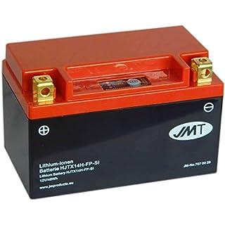 Batterie Lithium Suzuki GSF 1200 S Bandit 2001-2006 JMT HJTX14H-FP