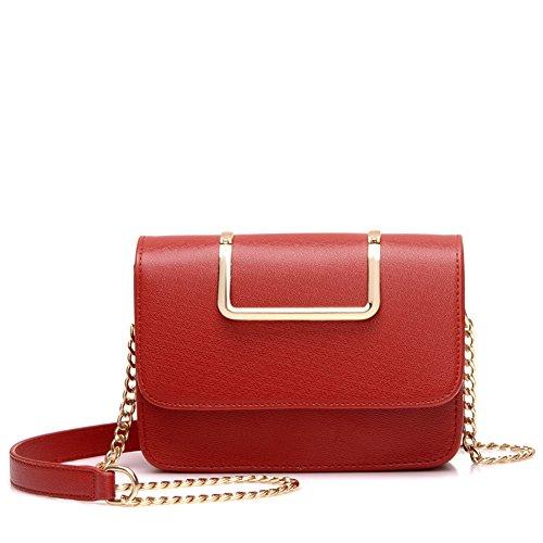 borsa a catena diagonale/Borse a tracolla donna/Pack Clean/Piccolo pacchetto-B B