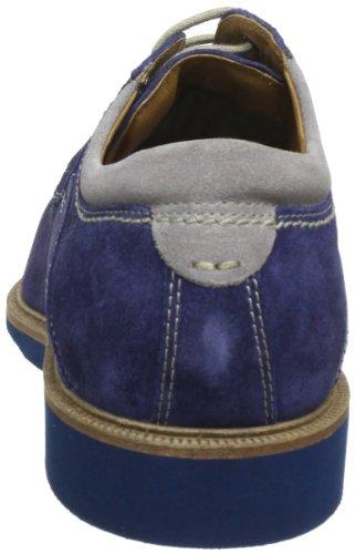 Sioux GREGORIO 26121 Herren Derbys Blau (indaco/grey)