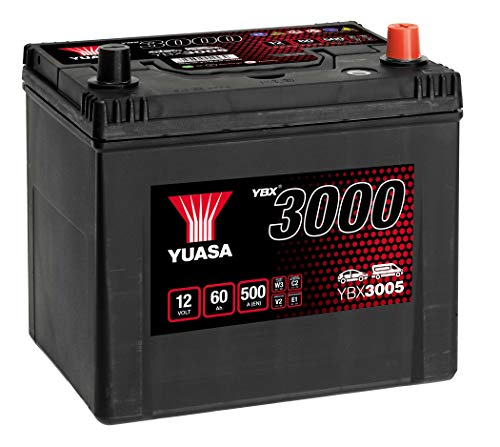 Yuasa YBX3005SMF starter batt
