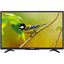 "TV Led 24"" HD Ready ARIELLI Nero LED24DN6T2 Vga Hdmi Usb Digitale Terrestre T2 DVB-T2"
