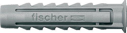 fischer-070006-6-x-30-mm-sx-expansion-plug-zinc-100-piece