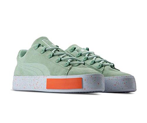 Platform S, Größe:9, Farbe:Gossamer Green (Puma Schuhe Größe 9)