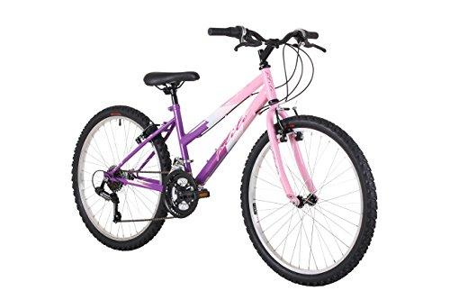 Flite Delta Girls' Mountain Bike Pink, 14