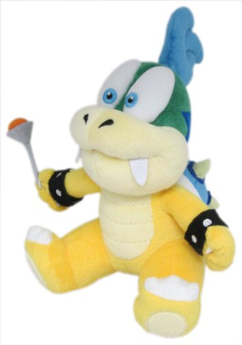 Super Mario - Larry Koopa Plush - 18cm 7""