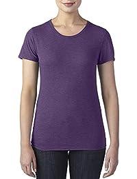 Anvil - T-Shirt uni - Femme