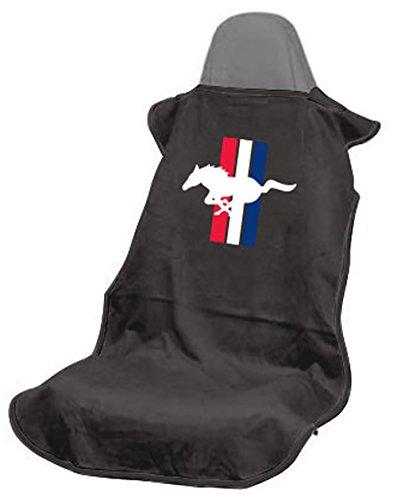 """Preisvergleich Produktbild Sitz """"Armour sa100ponb schwarz Ford Mustang Pony 'Sitz Displayschutzfolie Handtuch"""