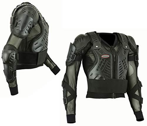Professionnelle Protection Corporelle Motocross Motocycle Evo Montagne Cyclisme Patinage Snowboard Protecteur De Colonne Vertébrale Guard Populaire Veste - XL