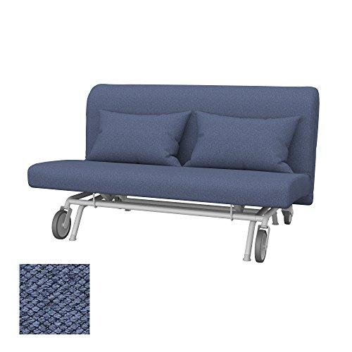 Ikea Ps Lovas Divano Letto.Soferia Fodera Extra Ikea Ps Divano Letto A 2 Posti Tessuto