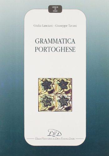 Grammatica portoghese di Giulia Lanciani