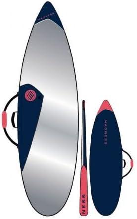 Madness Madness Madness Custodia di surf 7' 6 shortboard Blu, blu, 7'6 B075X52CJ1Parent | Sito Ufficiale  | Elegante Nello Stile  | Grande Varietà  | The Queen Of Quality  dabc25