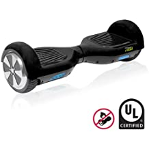 "Beeper Road R4-UL Hoverboard électrique 6,5"" noir"